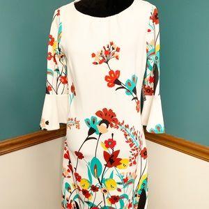 Springtime Flowers Dress 🌸🌺🌷
